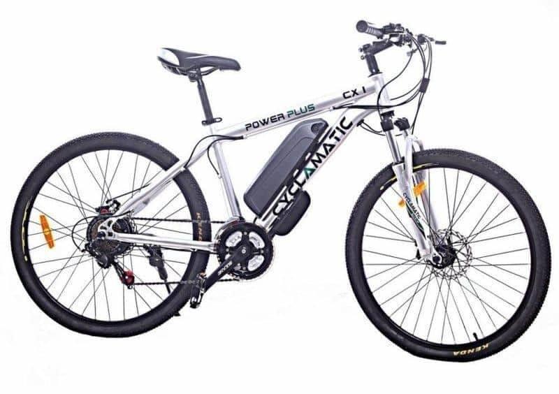 Cyclamatic Power Plus Electric Mountain Bike Review