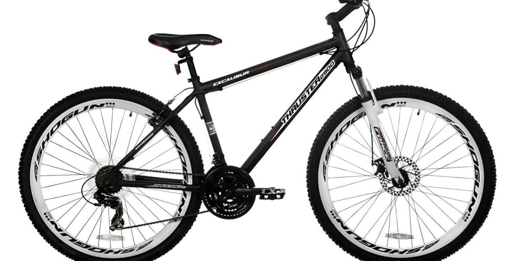 Thruster Excalibur Mountain Bike Review with Detail Features