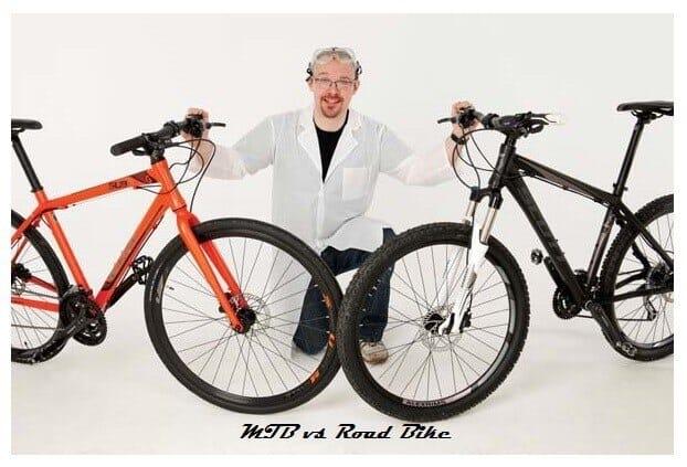 Mountain Bike vs Road Bike, Which One Should You Choose