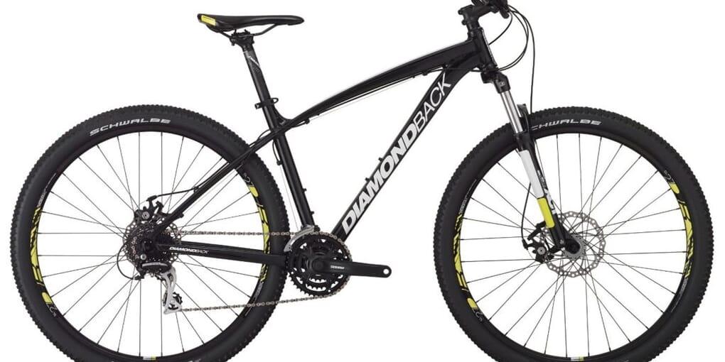 Diamondback Overdrive 29 Hardtail Mountain Bike (Black)