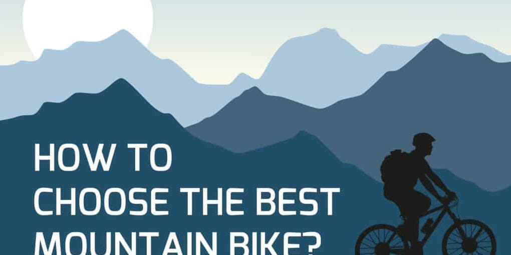 How to Choose the Best Mountain Bike? Infographic feature image