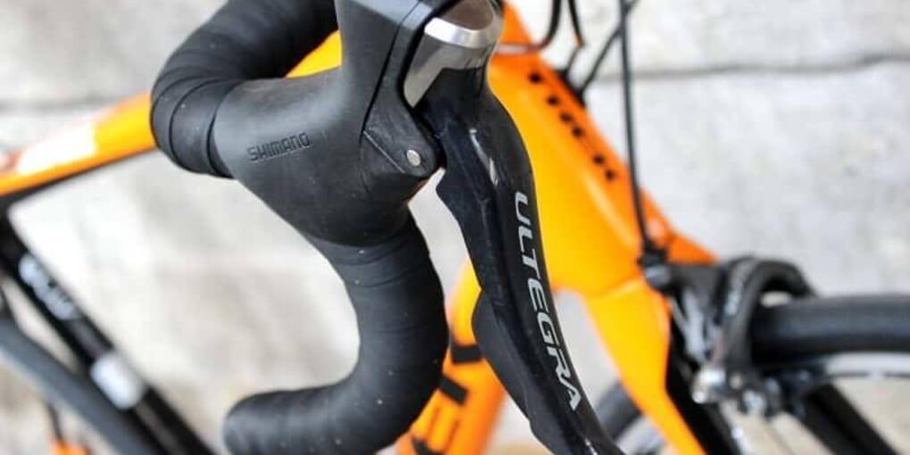Bike gear shifter