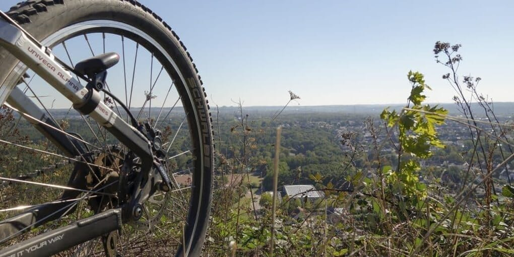 A Mountain Bike is not a Bike without Mountain Bike Tires
