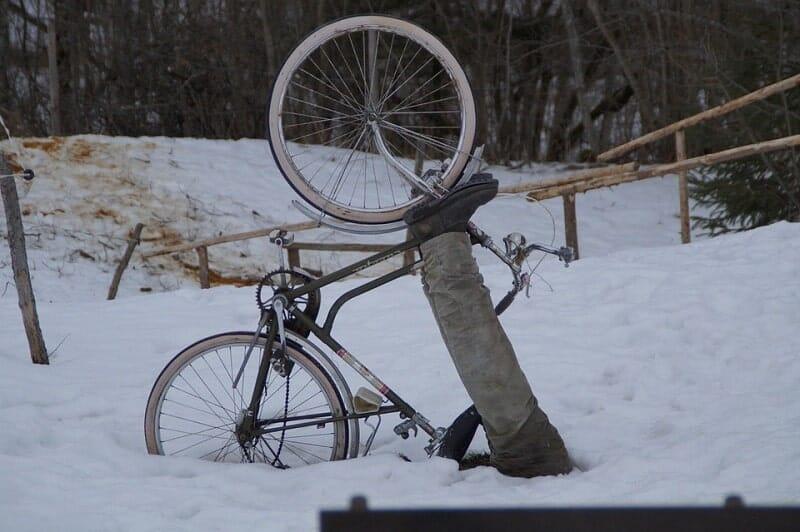 Mountain Biking Mistakes