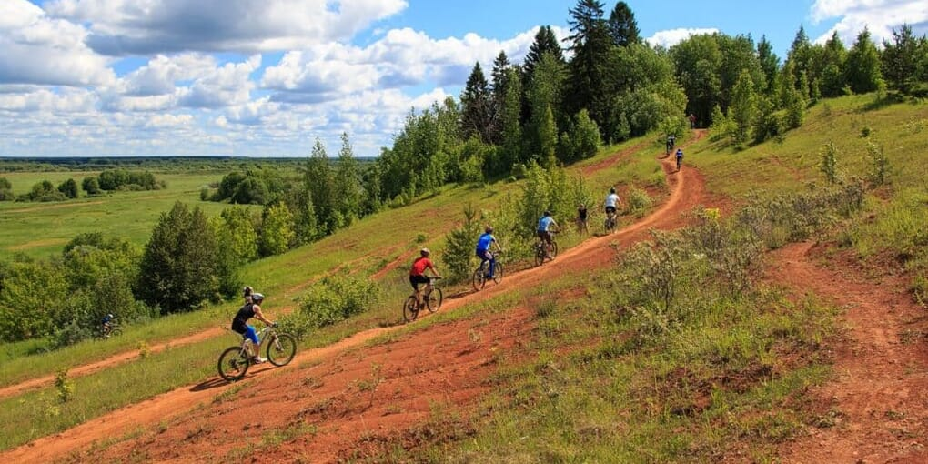 How to Improve Your Mountain Biking Times by Eating Right